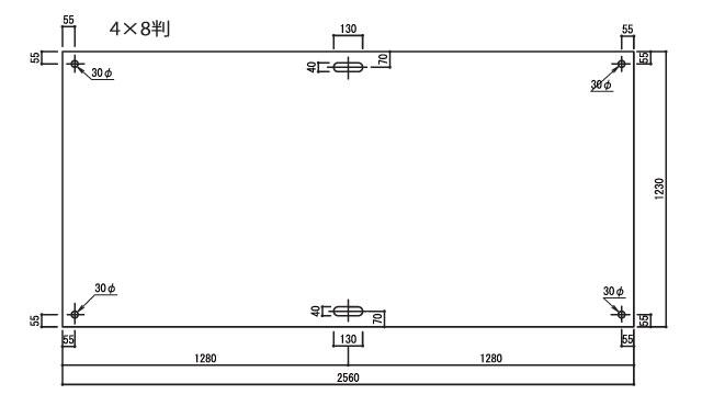 リピーボード仕様図